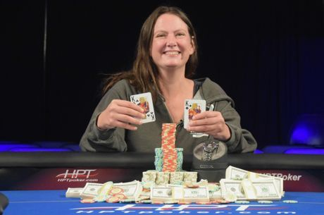 Wendy Freedman Wins HPT Black Hawk ($167,696)