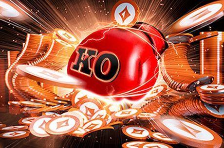 Partypoker po novem vsak dan ponuja za več kot 150k PKO turnirjev!