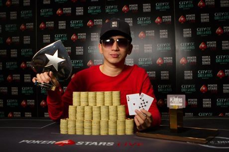 Mike Takayama Becomes First Filipino to Win Asia Player of the Year
