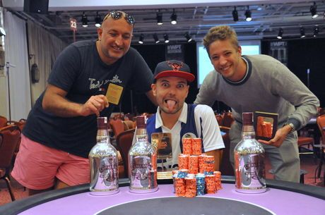 Henrique Pinho Conquista High Roller do WPT DeepStacks Marraquexe