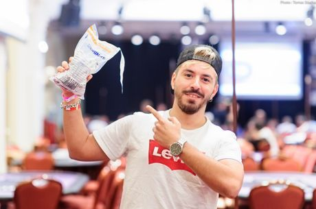 Fábio Dâmaso Lidera Últimos 16 no Main Event do WPT DeepStacks Marrakech