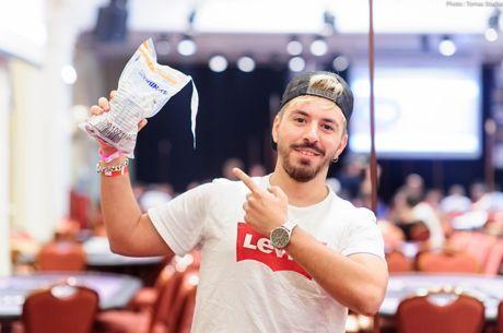 Fábio Dâmaso Lidera Últimos 16 no Main Event do WPT DeepStacks Marrakech