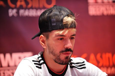Fábio Dâmaso Terceiro no Main Event do WPT DeepStacks Marrakech
