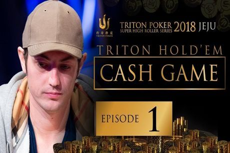 Triton Short Deck Cash Game 2018 - Episódio 1
