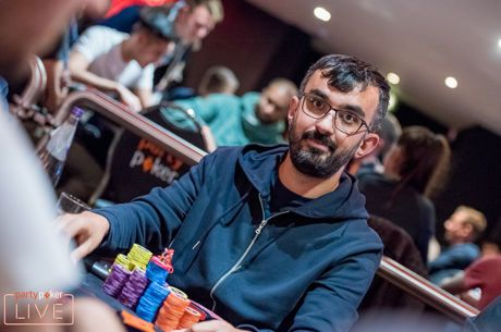 partypoker LIVE MILLIONS UK: Duta Leads Main Event, Filatov Makes Open Final Table