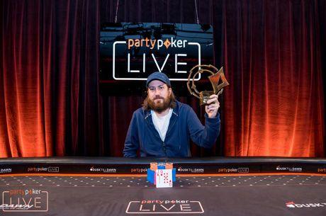 Steve O'Dwyer Campeão do Super High Roller do partypoker Millions UK