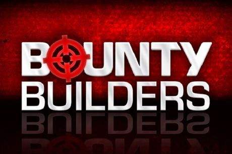 Mais de $20 Milhões Garantidos nas Bounty Builder Series do PokerStars
