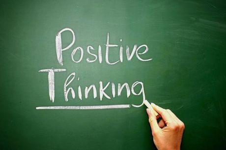 Ingram tokrat o moči pozitivnega razmišljanja