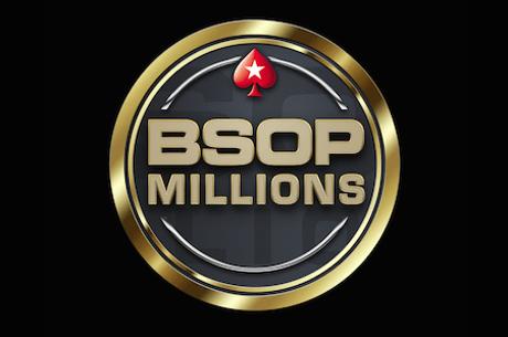 BSOP Millions com R$ 12 Milhões Garantidos e 4 Platinum Passes