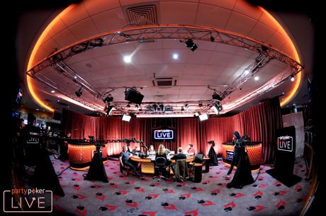 partypoker LIVE MILLIONS UK: Angelou-Konstas Leads Star-Studded Final Table