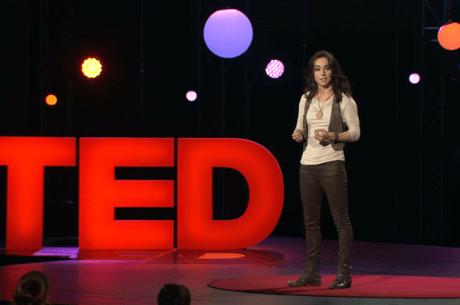 Liv Boeree o roli szczęścia i intuicji podczas TED Talk