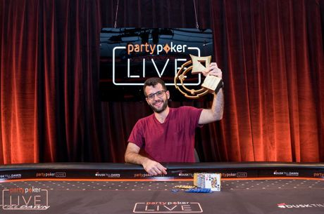 Angelou-Konstas Wins partypoker LIVE MILLIONS UK, Foxen second