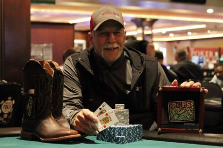 Gary Burks Wins RunGood Poker Series Bossier City Event