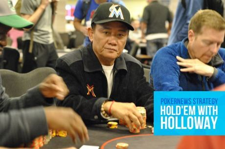 Hold'em with Holloway, Vol. 83: Men The Master Doesn't Get Paid