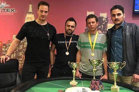 Μεγάλος νικητής του ΟΦΙΤΕΧ Main Event ο Λαζό για 9.000p