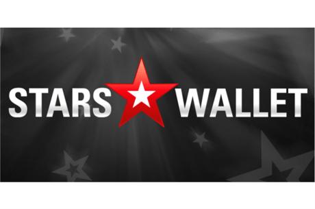 Η PokerStars ανακοινώνει τη δική της προπληρωμένη κάρτα StarsWallet