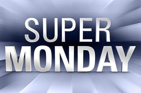 pinoquio7, RSXLP43 e KKmatamoscas com Super Monday na PokerStars.FRESPT