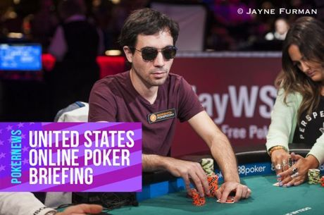 US Online Briefing: Michael Gagliano Crushes the High Rollers
