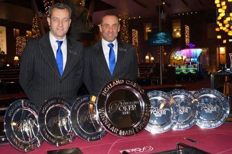 Holland Casino maakt schema Dutch Open 2018 (20-23 december) in Breda bekend