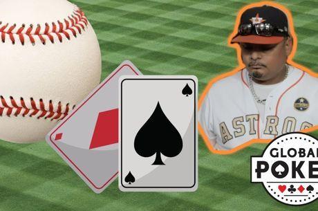 World Series Champs Houston Astros Poker Night
