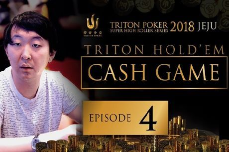 Triton Short Deck Cash Game 2018 - Episódio 4