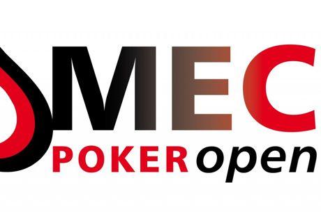 Allereerste editie van de MEC Poker Open in Spa vandaag van start!
