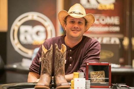 Drew Woodke Wins Horseshoe Council Bluffs Main Event ($25,197)