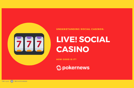 Live! Social Casino: 5,500 Credits for Slot and Table Games