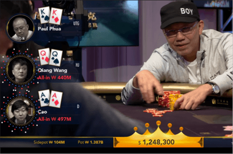 Short Deck Poker la Triton Cash Game: pot de 1,24M $ in episodul 5! [VIDEO]