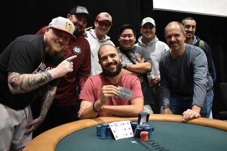 Poker Roommates Josh Reichard & Mo Nuwwarah Claim Same Day WSOPC Rings