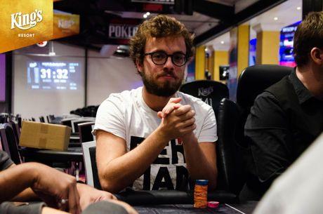 WSOP Europe : Encore une finale pour Romain Lewis