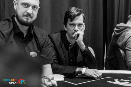 Gert Laanemets Tops Day 1a of the Coolbet Open Main Event