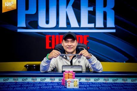 WSOPE-2018: Ханх Тран выиграл второй браслет за год в...