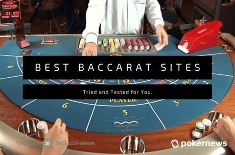 Play Baccarat Online for Real Money ᐈ Best Casino Sites (2018)