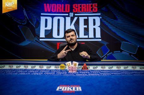WSOP Europe : Timur Margolin triomphe et remporte un 3e bracelet pour Israël