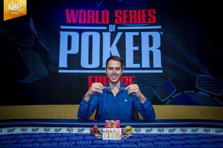 WSOP-Europe 2018: Shaun Deeb za las ostal brez nove zapestnice!
