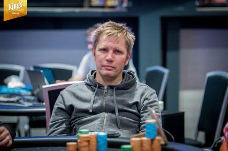 WSOPE-2018: Илья Булычев лидирует на финальном столе...