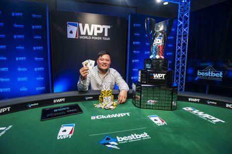 WPT bestbet Bounty Scramble : Tony Tran tombe à 2 blindes et s'impose pour 341.486$