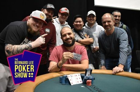 The Bernard Lee Poker Show 11-08: Mo Nuwwarah, Drew Amato