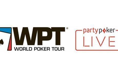 Parceria WPT-partypoker traz 5 eventos para 2019