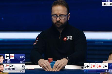 [VIDEO] - PokerStars Caribbean Adventure 2018 - Super High Roller - Aflevering 2 & 3