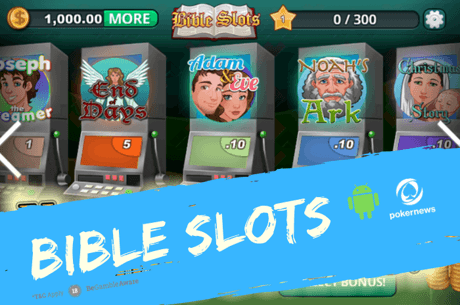 Bible Slots: An (Unexpected) Collection of Christian Games