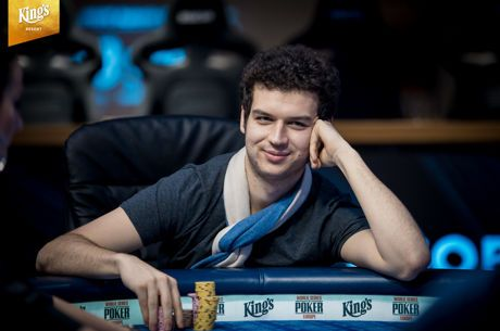 Aussie on the Rise: Two Bracelets in 2018 for Michael Addamo