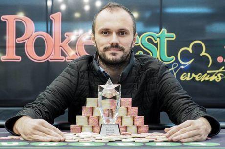 Inca un titlu pentru Narcis Nedelcu, in High Rollerul PokerFest Brasov
