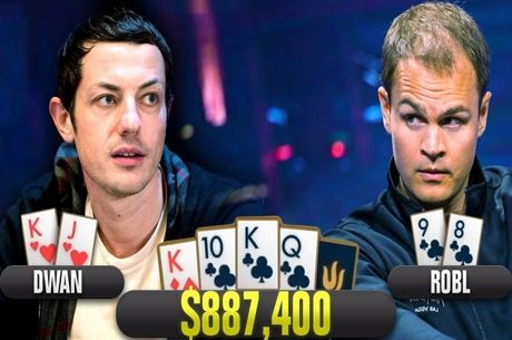 Análise de Doug Polk: Pote de $887,400 no Triton Short Deck Cash Game 2018