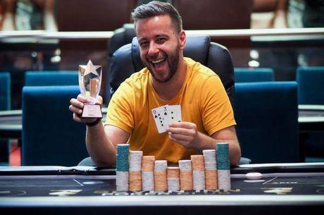 Festivalul aniversar PokerFest Brasov 2018 are o vedeta: Mihai Tusnea, noul campion national