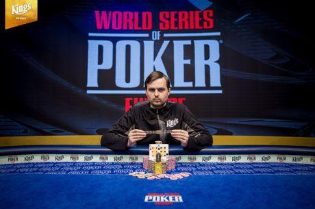 World Series of Poker Europe: Martin Kabrhel holt Event #9