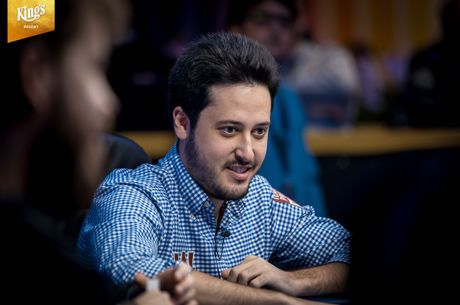 2018 World Series of Poker Europe Main Event: Adrian Mateos führt
