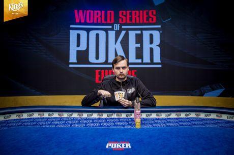 WSOP Europe : Martin Kabrhel encaisse 2,6 millions, Jackpot pour David Peters et Julian Thomas