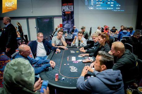 34 najważniejsze zasady podczas gry w pokera live